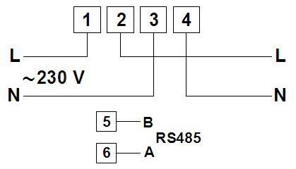 ЦЭ2726А в корпусе R01